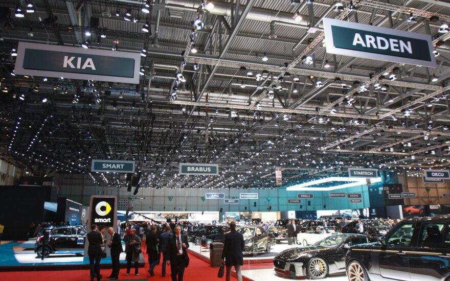 Dėl koronaviruso atšaukta 2021 metų Ženevos automobilių paroda