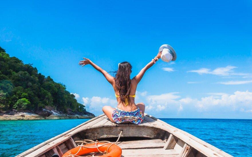 """Auksinės taisyklės: kaip atostogų metu visiškai """"atsijungti"""" nuo darbo, o grįžus į jį nepatirti streso"""