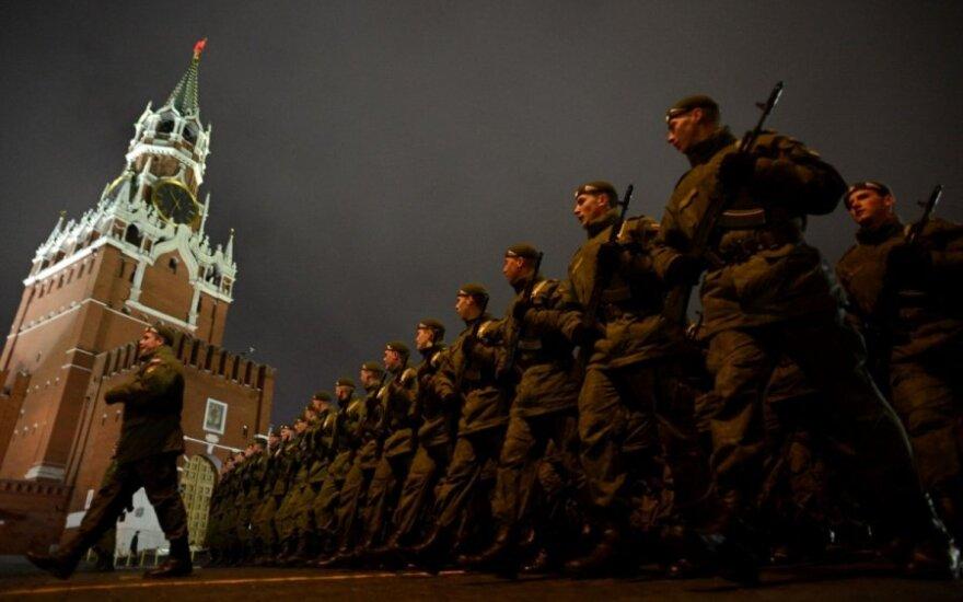 Rusija: NATO – pagrindinė karinė grėsmė