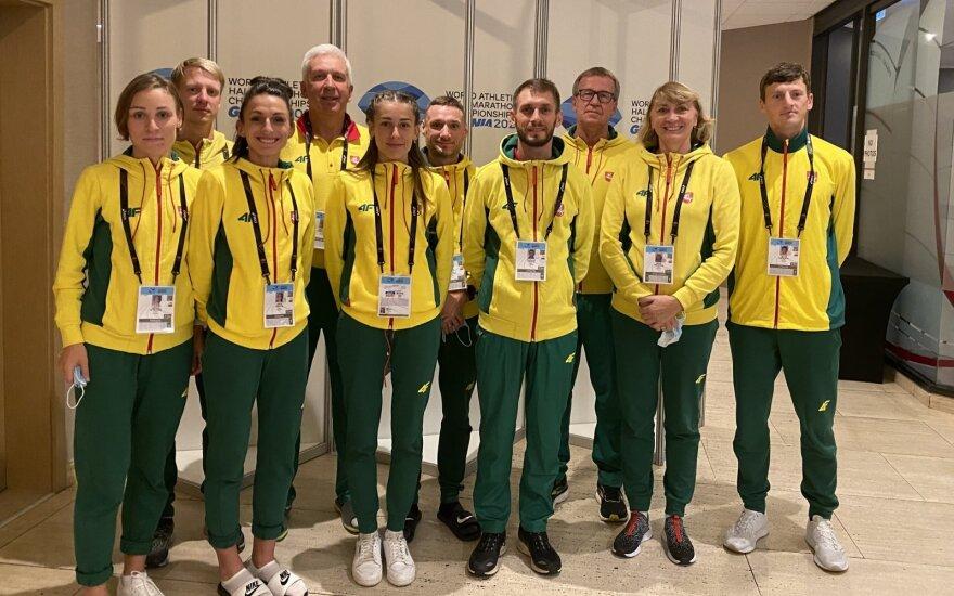 Pasaulio čempionate – Lietuvos stajerių rekordų liūtis ir istorinis Kančio rezultatas