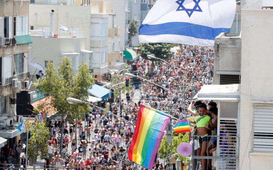 Homoseksualų paradas Tel Avive