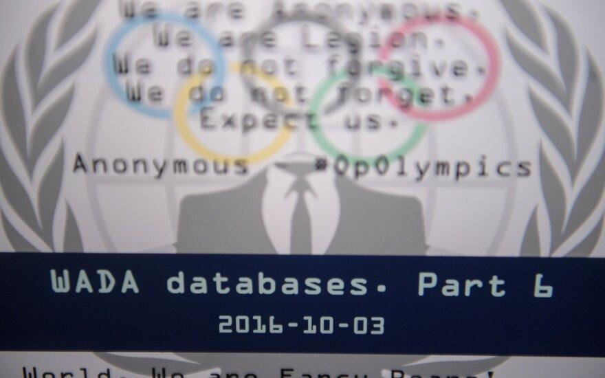 Rusijos šnipai: JAV atletams išduoti šimtai leidimų vartoti draudžiamus preparatus