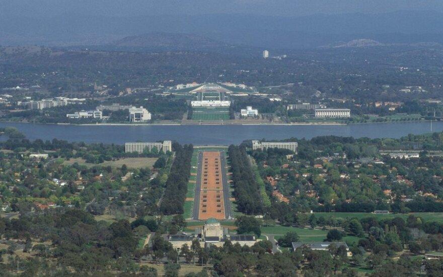 Australija atsisako pasirašyti Jungtinių Tautų Pasaulinį susitarimą dėl migracijos