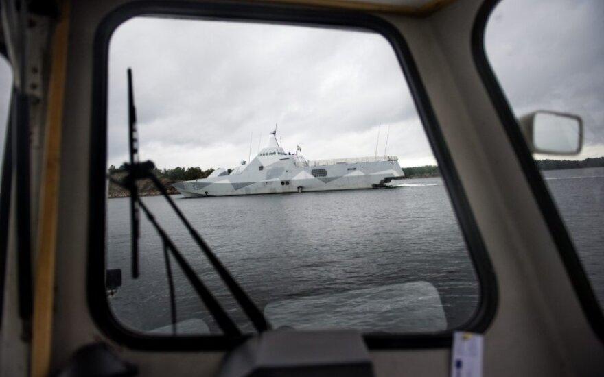 Mįslingo laivo paieškos: Rusija jau spėjo rasti kaltus