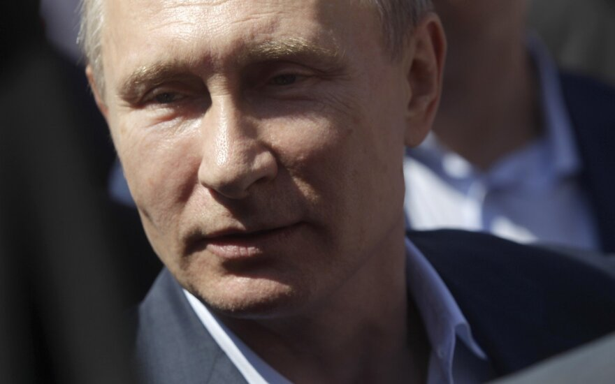 V. Putinas davė netikėtą nurodymą