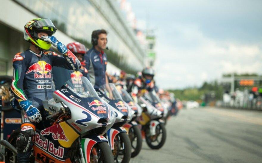 """""""MotoGP"""" etapas Brno"""