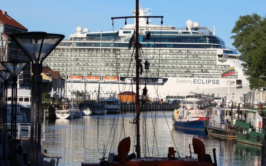 Klaipėda concludes record-breaking cruise ship season