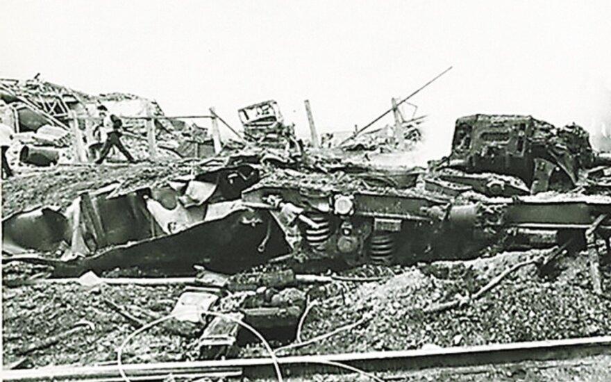 Sovietinių laikų tragedija šalia Maskvos: nuslėptas sprogimas, kuris vos nevirto branduoline katastrofa