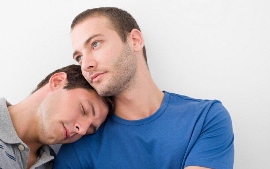 homoseksualumas, gėjai, vyrai