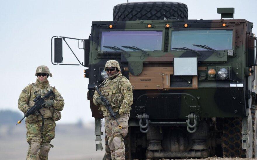 JAV kariai Vokietijoje