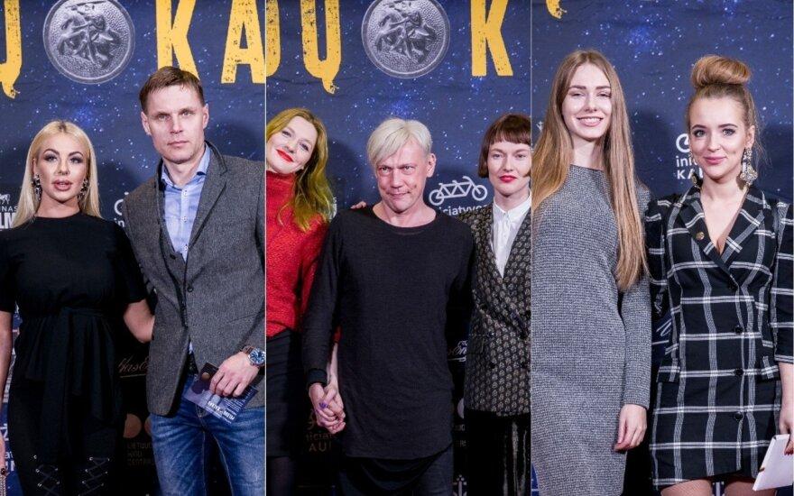 Edgaras Jankauskas ir Viktorija Staponaitė, Aistė Lasytė, Gytis Ivanauskas ir Beata Tiškevič, Monika Šalčiūtė su drauge