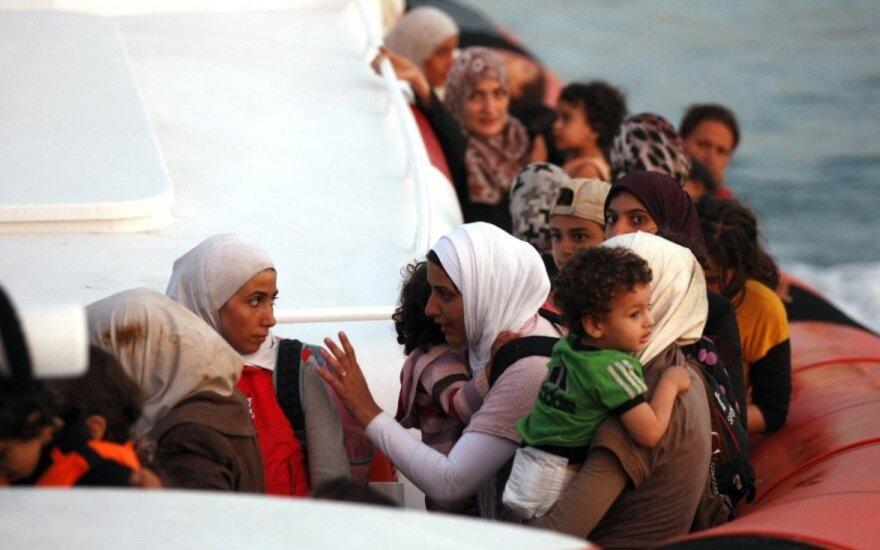 Trys ES šalys per migracijos krizę pažeidė ES teisę