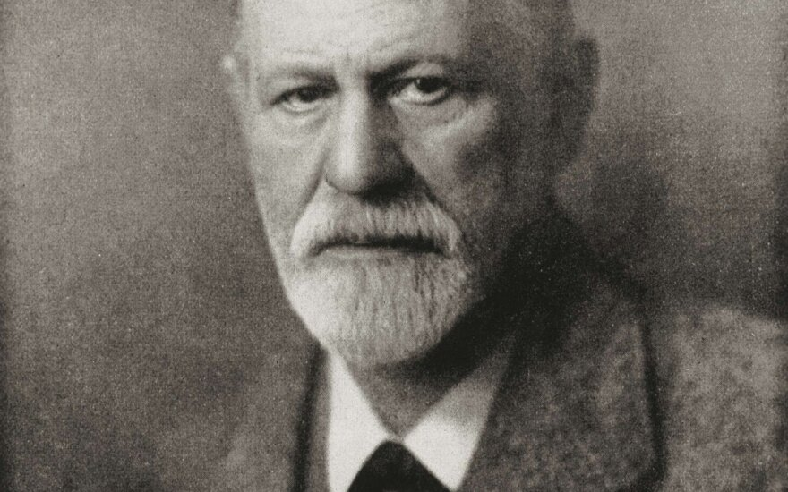 Psichoanalizės tėvas Zigmundas Froidas ir jo seksualinės teorijos
