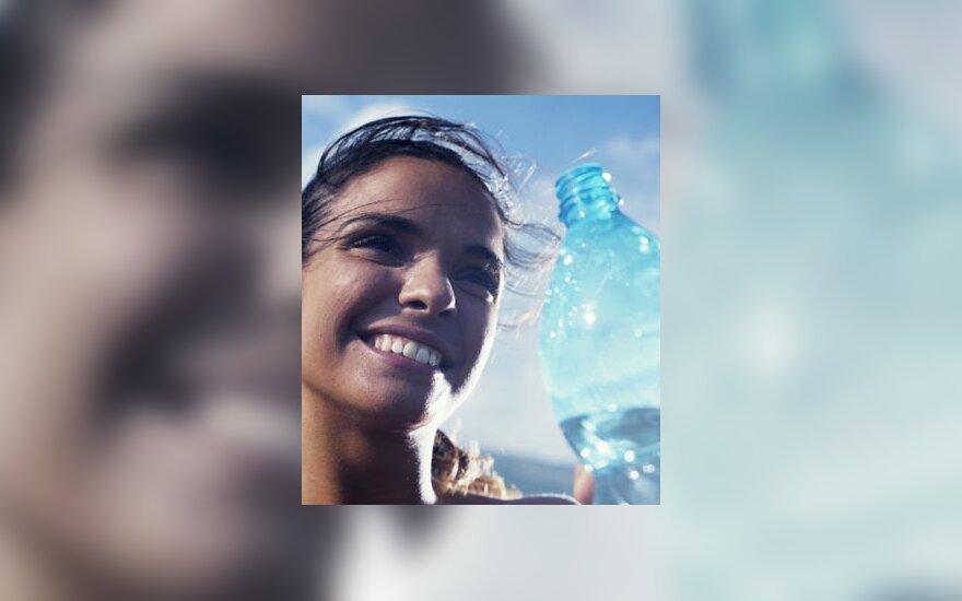 Gėrimai, vanduo