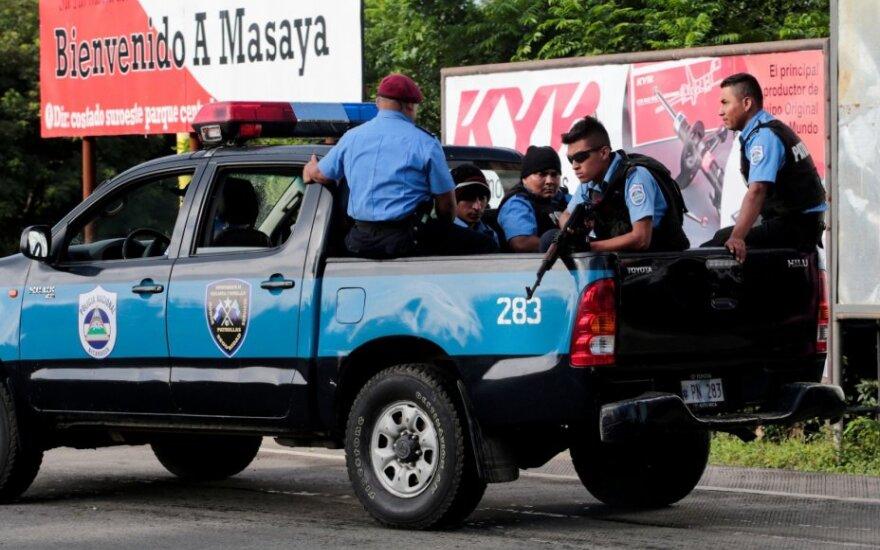 Nikaragvos policija