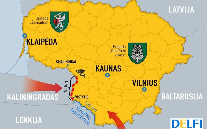 Rusijoje isteriją sukėlęs lietuvių sprendimas – reakcija į realią grėsmę