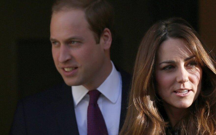Catherine Middleton, princas Williamas