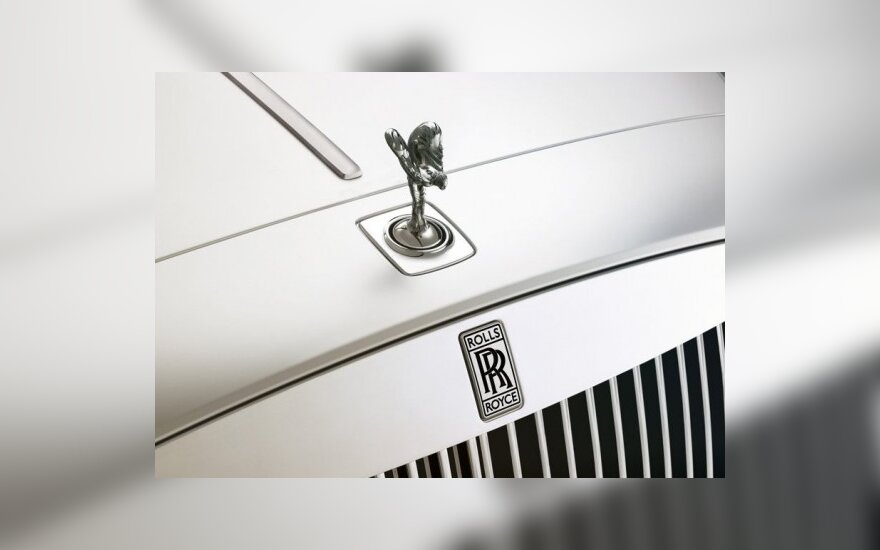 "Kinija taps pagrindine ""Rolls-Royce"" rinka"