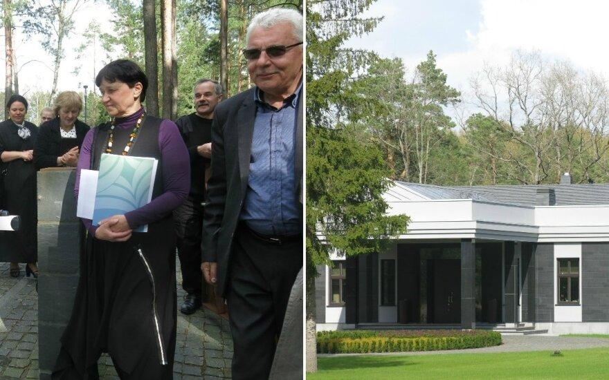Seimo aplinkos apsaugos komitetas išvarytas iš Gulbinų kvartalo