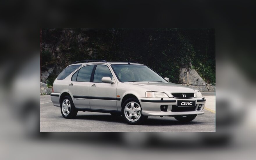 Honda Civic universalas