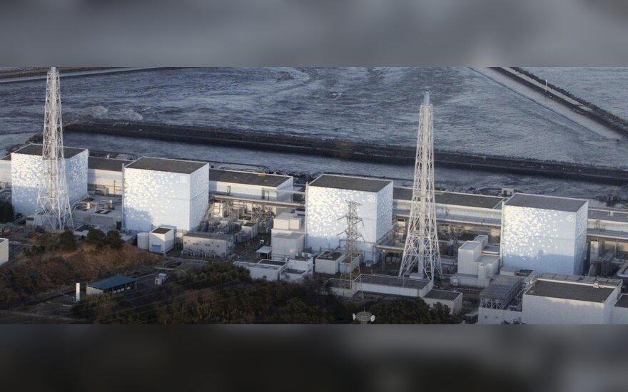 Fakushimos atominė elektrinė