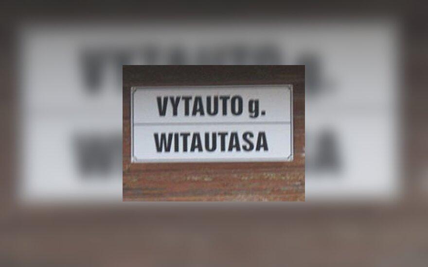 A.Lapinskas. Lenkijos organizacijos Lietuvą pliekia nepelnytai
