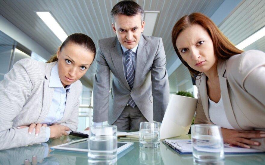 Nepakenčiami bendradarbiai: ar tai, kas erzina jus, erzina ir kitus?