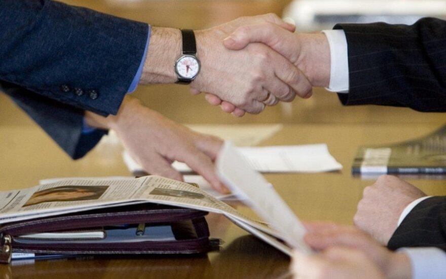 Verslumo skatinimo fondas jau pritraukė beveik 300 smulkiojo ir vidutinio verslo atstovus