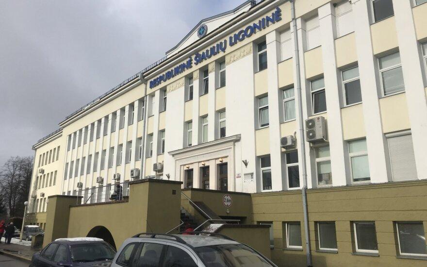 Paskelbus apie sukrečiantį darbuotojų skundą – Šiaulių ligoninės atsakas: pateikė savo išvadas