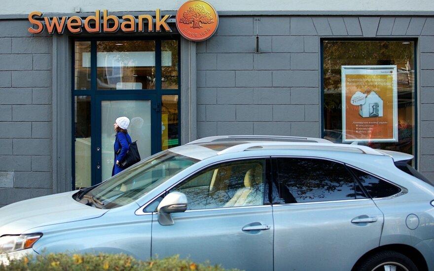 Pamatęs, kiek sumokėjo bankui, klientas įsiuto