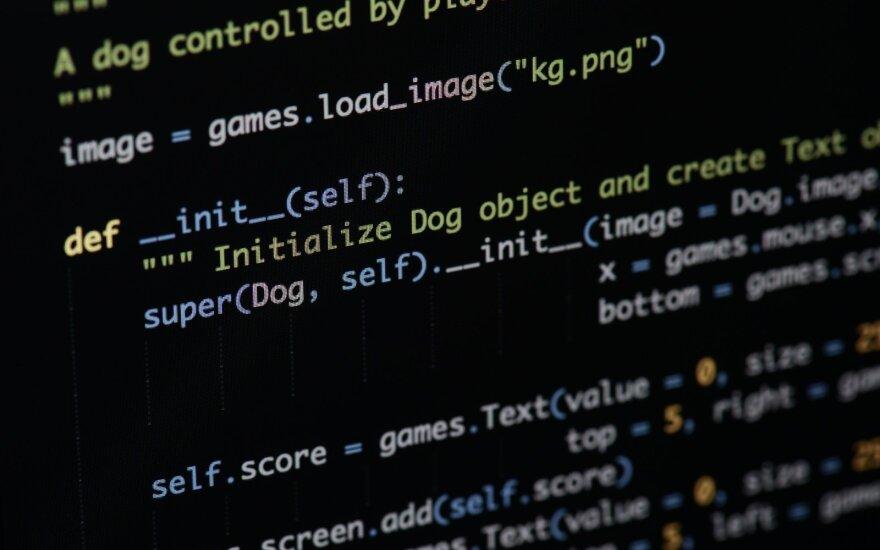 Populiariausių ir geriausiai apmokamų programavimo kalbų Europoje TOP 10