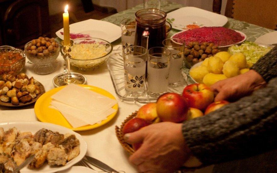 Mityba, kuri gydo: rekomendacijos šventėms