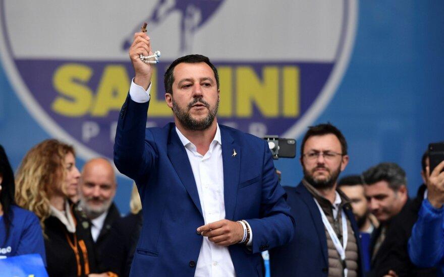 Matteo Salvinis