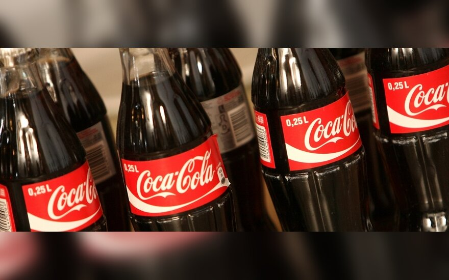 """""""Coca-Cola"""" Rusijoje sulaukė netikėto užtarėjo"""