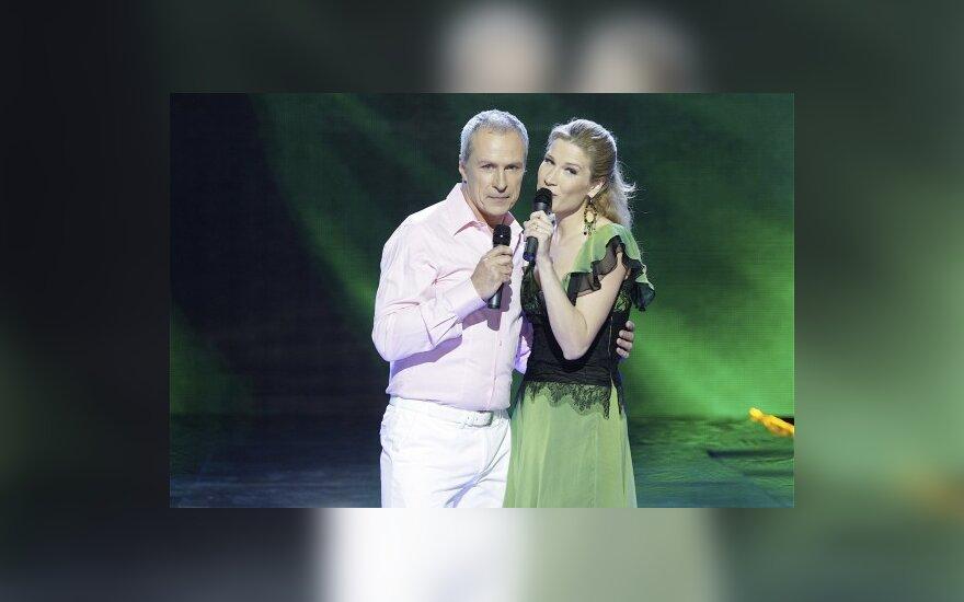 Egidijus Sipavičius ir Giedrė Tamulionienė