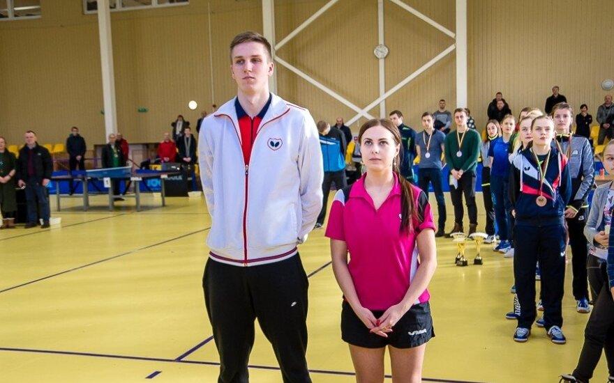 Medardas Stankevičius, Ingrida Priedžiūtė