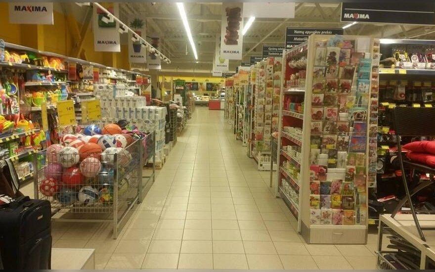 Prekybos centrų boikoto akcija