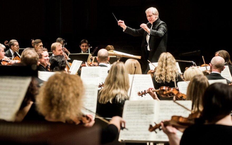 Naujajame Lietuvos valstybinio simfoninio orkestro pusmetyje – ir ne viena staigmena