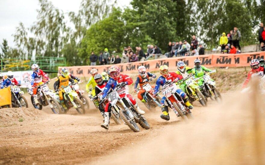 Po trečio Lietuvos motociklų kroso čempionato etapo aiškėja sezono lyderiai