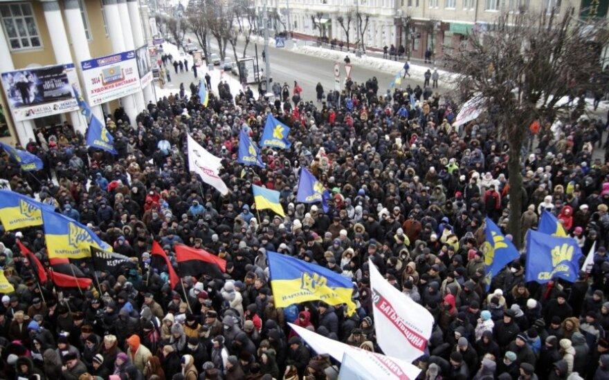 Ukrainos krizė - politinis Europos vakuumas?