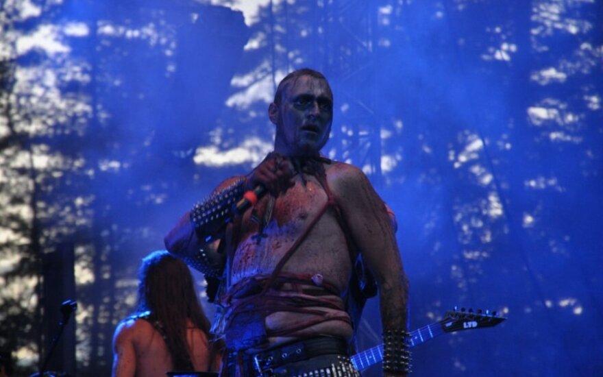 Muzikos festivalis Velnio akmuo