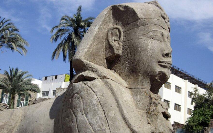 Luksoras, Egiptas