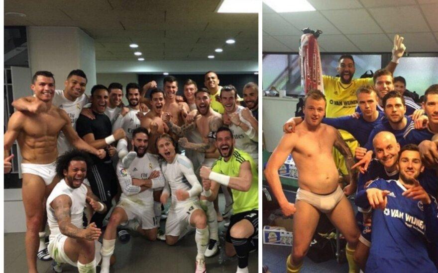 "Madrido ""Real"", ""Almere City"""