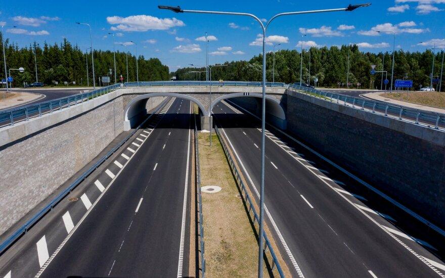 Kelias Vilnius–Utena (A14)