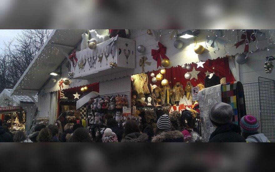 Kaip Briuselyje ir Paryžiuje radau Kalėdas: kelionės įspūdžiai