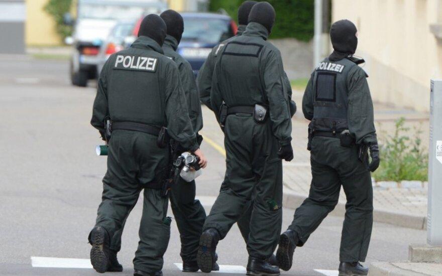 Olandijos ir Belgijos policija suėmė keturis įtariamus teroro akto planuotojus