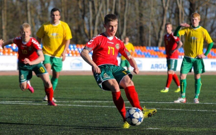 Futbolininkas G. Sirgėdas: esu kamuojamas nuolatinių traumų