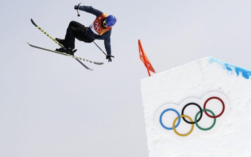 Norvegai pralaimėjo ledo ritulyje, bet nuskynė auksą estafetėje ir akrobatiniame slidinėjime
