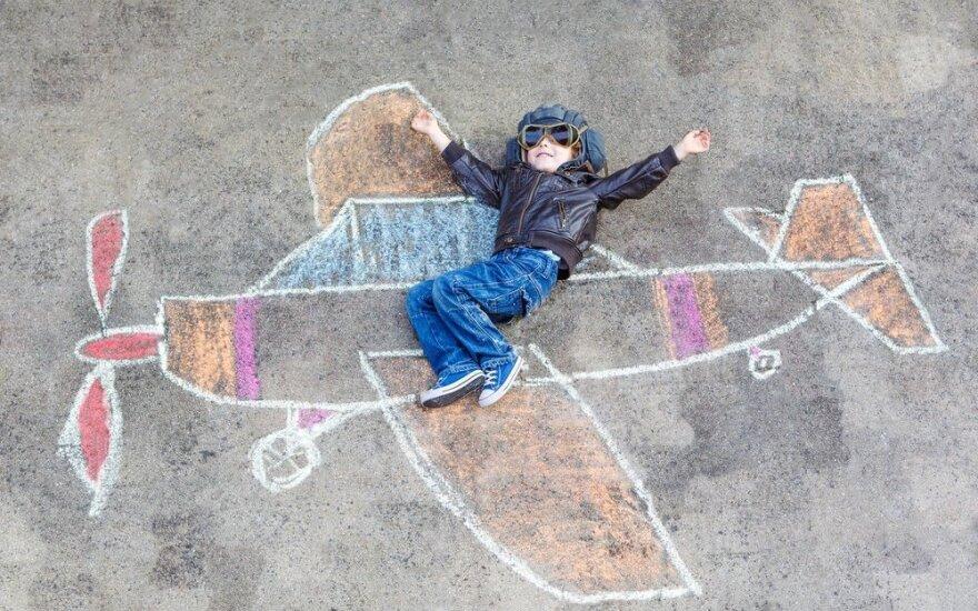 Profesiniai vaiko polinkiai išryškėja apie 5–6 gyvenimo metus: kaip pamatyti