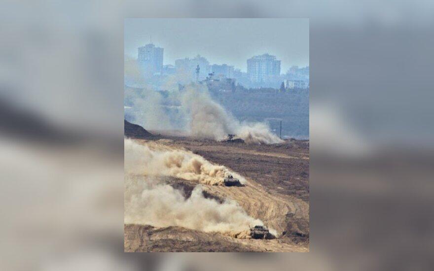 Izraelio tankai, Izraelio kariuomenė